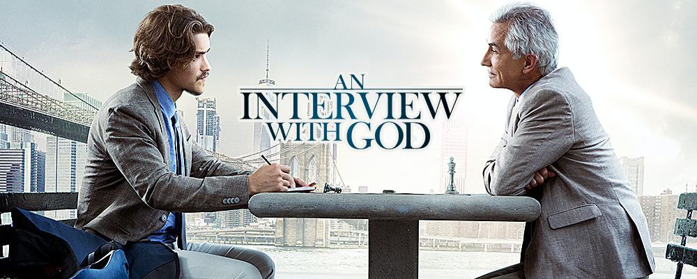 202001: An Interview With God