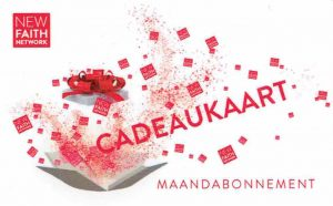 Cadeaukaart New Faith Network (NFN) - Maand