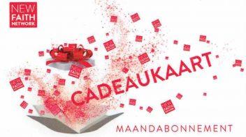 Cadeaukaart New Faith Network (NFN) - Maand